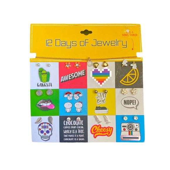 !NEW 12 DAYS OF JEWELRY!